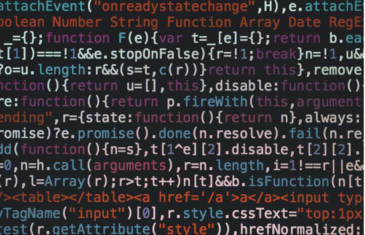 coding image BigID